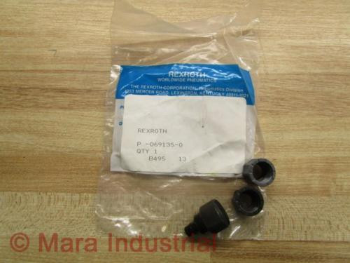 Rexroth Mexico India P-069135-0 Exhaust Fitting Adapter Kit