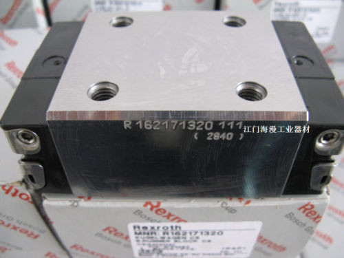 R162171320 Greece Singapore Bosch Rexroth Runner Block Ball Carriage Linear Bearing