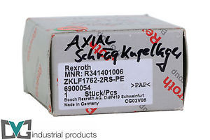 Bosch Germany Russia Rexroth / MNR: R341401006 / Axial-Schrägkugellager