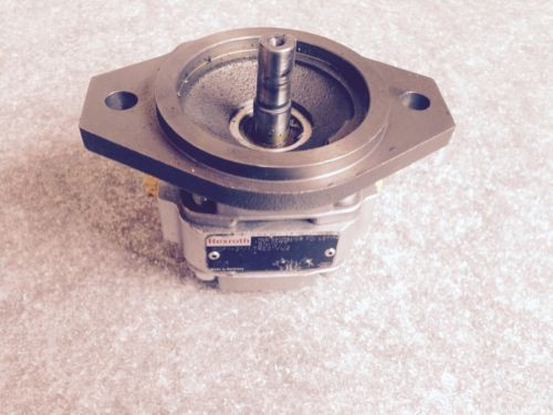 Rexroth France France PGF1-21/1.7RE01VU2 Hydraulikpumpe Hydraulikmotor MNR R90086159