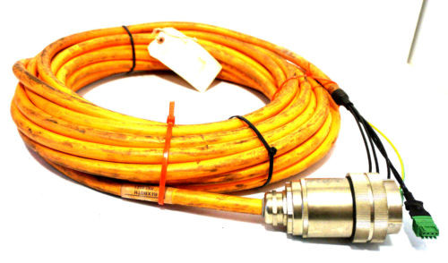 NEW China India REXROTH RKL4321/019 POWER CABLE 19M RKL4321 30144039