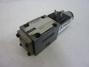 Rexroth India USA Valve 4WE6Y1 51/AG24 Used #51635