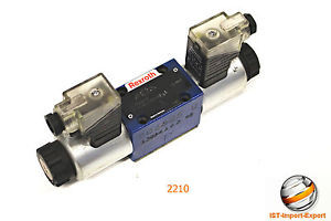 Rexroth Korea Dutch 4WE6E62/EG24N9K45L Hydraulikventil