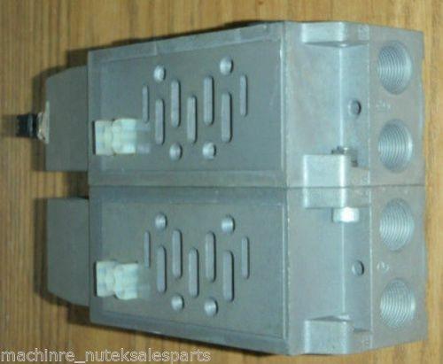 NIB Russia Korea Rexroth Mannesmann Valve 262-120-401-0_2621204010_Sub base 261-1 AS-I G3/8