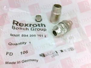 BOSCH Canada Germany REXROTH 894-205-161-2 RQANS1
