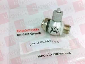BOSCH Singapore Germany REXROTH 0821200181 RQANS1