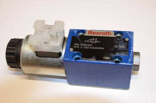 Rexroth Egypt Greece valvola idraulica 4we 6 d62/eg24n9k4