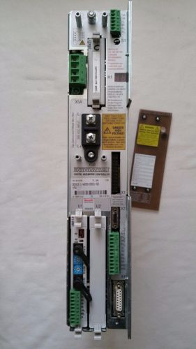 REXROTH Australia Mexico INDRAMAT SINGLE AXIS DRIVE CONTROLLER ( DDS03.1-W030-DS01-02FW )