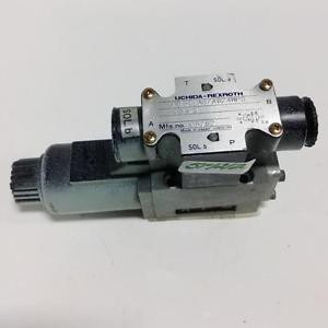 UCHIDA India Dutch REXROTH VALVE 4WE6C-A0/A624NPS-934-1 NEW