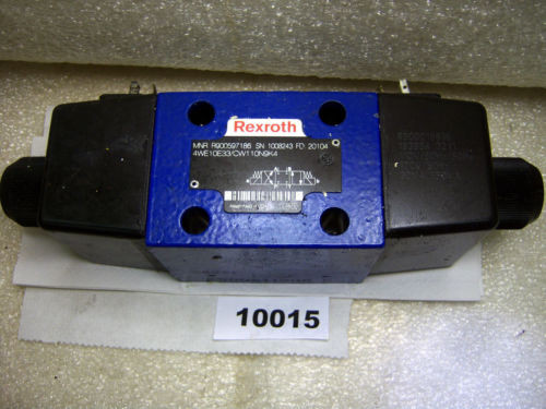 (10015) Russia Germany Rexroth R900597186 Directional Control Valve