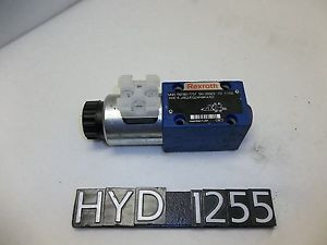 Rexroth Germany Korea Size 6 Directional Control Valve R978017757 (HYD1255)