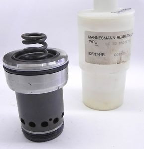 Rexroth Dutch Mexico Hydraulic Cartridge Valve LC 32 DR50E7X/