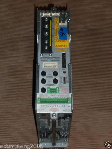 REXROTH Germany Mexico INDRAMAT eco drive KDV2.2-100-220/300-220