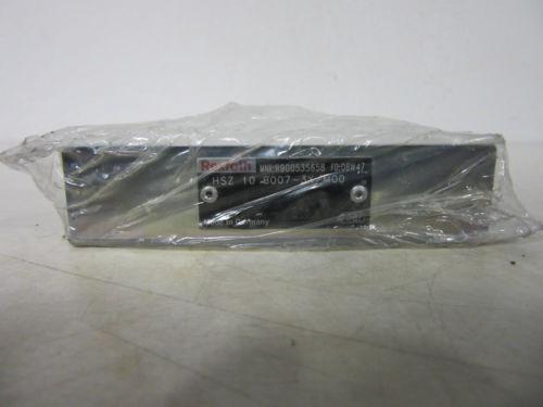 Rexroth Mexico Korea R900535658 HSZ 10 B007-3X/M00  -unused-
