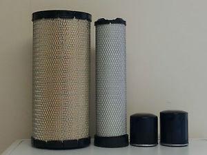Komatsu  PC130-7 w/SAA4D95LE Eng. Filter Service Kit