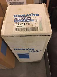 KOMATSU GENUINE HYDRAULIC FILTER 7140728713