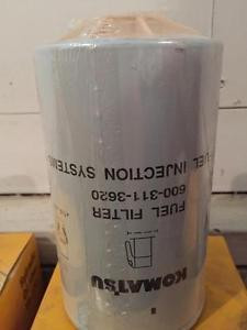 Komatsu Filters  6003113620,P505961, BF1394-SP, FS1242, 33242