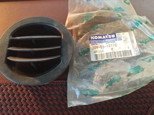 20Y5312172 Komatsu Air Duct Grille