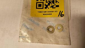 Komatsu Washer 148074R1