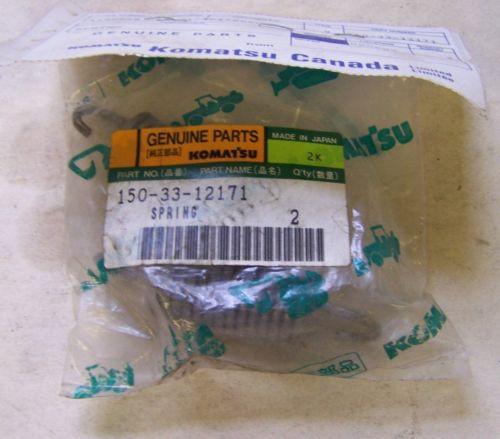 Komatsu D80-D85-D155 Brake Spring- Part# 150-33-12171-Unused in Package