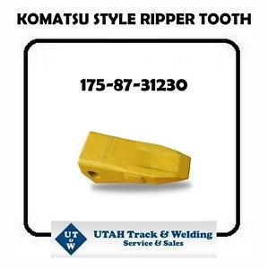 (1) 175-78-31230 KOMATSU STYLE RIPPER TOOTH