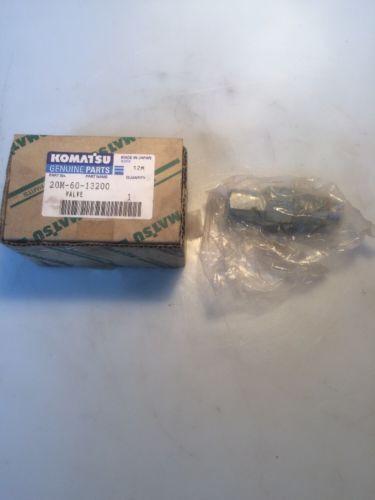 Komatsu Ventil 20M-60-13200