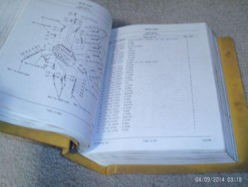 KOMATSU  PC400LC-6 PC400HD-6 HYDRAULIC Excavator Parts Manual with Binder
