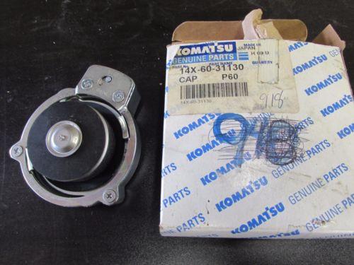 NEW KOMATSU LOCKING CAP 14X-60-31130