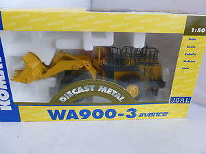 JOAL KOMATSU WA900-3 AVANCE WHEEL LOADER