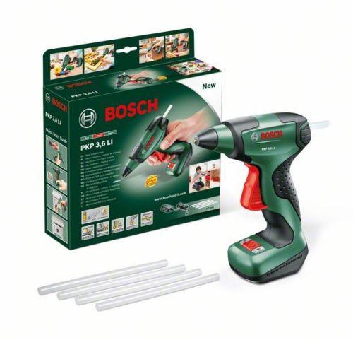 savers choice - Bosch PKP 3.6V Cordless GLUE GUN 0603264670 3165140696739 RC.#