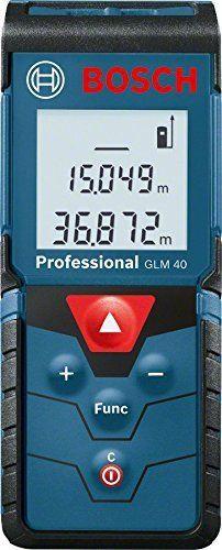 Buy Sealed Pack Bosch Professional Laser Rangefinder GLM-40