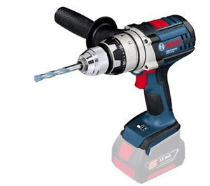 BOSCH GSB 18VE-2-LI Electric Cordless Hammer Drill 18V Bare tool Body Only