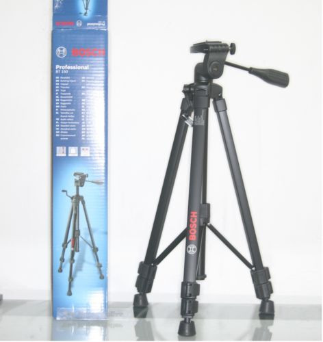 Bosch BT 150 Laser Level Tripod for GCL 25, GPL 3, GLL 2, GLL 3-80 P, GIM 60 L