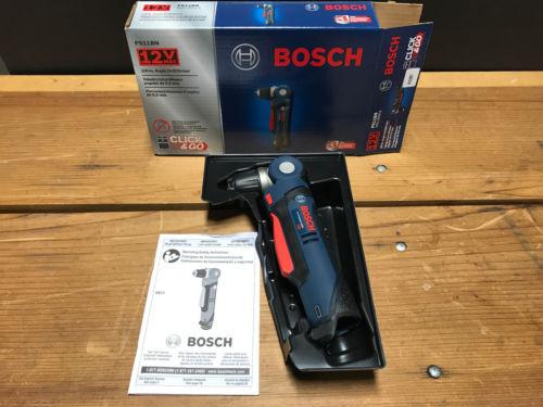 Bosch PS11BN 12 Volt Flex Head 3/8 Drill Driver Tool Bare tool
