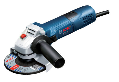 Bosch GWS7-100 240v 100mm 4in angle mini grinder 3 year warranty option