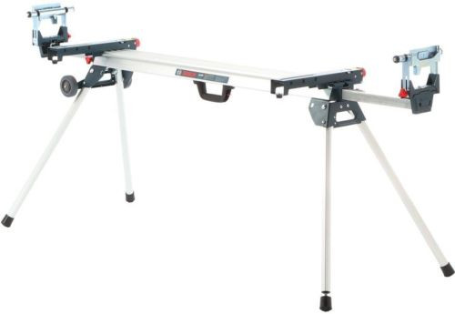 Bosch 32.5 In. Folding Leg Miter Saw Adjustable Stand Power Tool Accessories New
