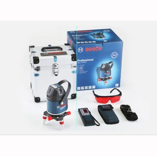 Bosch GLL8-40E Professional Electronic Multi-Line Laser