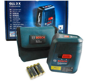 Brand GLL3X / 3 wire GLL2 / line laser level / cast line instrument