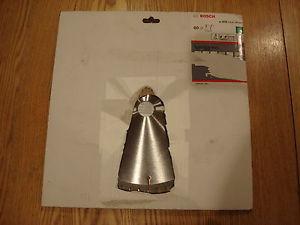 NEW Bosch Optiline 2608641768 Circular Saw Blade Wood 305mm 30 X 3,2 Mm 60 teeth