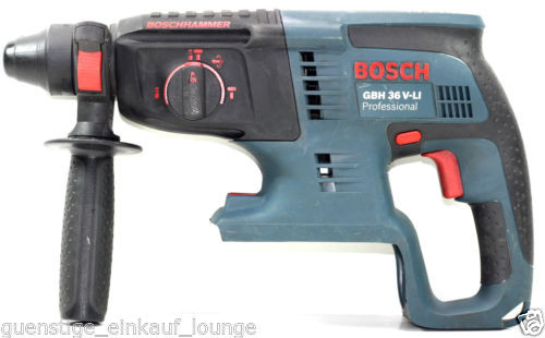 Bosch Cordless Drill Hammer GBH 36 V-LI drill Professional