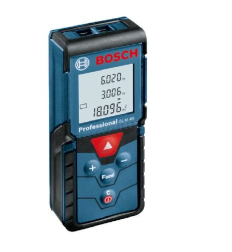 Bosch Professional GLM 40 Integral Digital Laser Measure Range Finder up to 40M