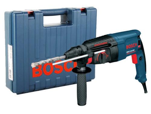 Bosch New GBH2-26 HD 110v sds + roto hammer 3 function 3 year warranty option
