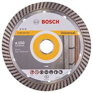Bosch 2608602673 Best for Universal Turbo Dischi Diamantati