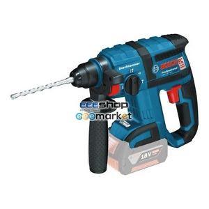 Bosch Akku-Bohrhammer GBH 18 V-EC Professional 611904003