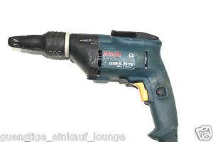 Bosch Atornillador para construcción en seco GSR 6-25 TE Solo Profesional