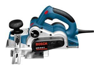 Bosch GHO 40-82 C 82mm Planer 850 Watt 110 Volt