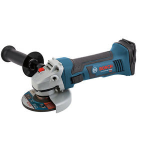 Bosch 4.5-in 18-Volt Cordless Angle Grinder (Bare Tool) CAG180B Free Shipping!