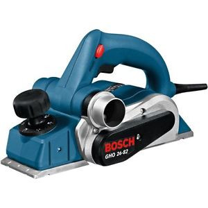 Bosch GHO26-82 Planer 0-2.6mm 701w 240v (CLEARANCE)