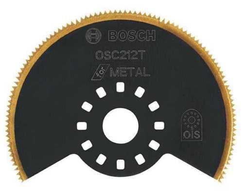BOSCH OSC212T Segment Blade, Bimetal, 2-1/2 In