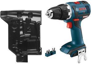 Bosch Li-Ion Driver/Drill Cordless Power Tool-ONLY 1/2in 18V Keyless DDS182-BN